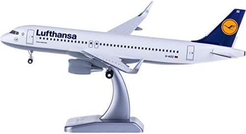 Hogan 1/200 完成品 Lufthansa Airbus A320 SHARKLET D-AIZZ ダイキャスト 航空機