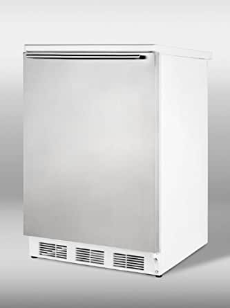 Amazon Com Summit Refrigeration Ff67sshh Undercounter