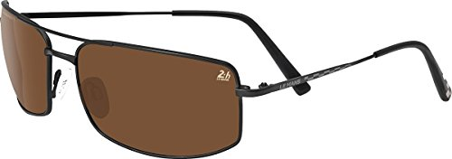 Serengeti Treviso 24 Hour Le Mans Safety Glasses, Satin - Treviso Metal