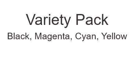 Inkjet Magenta Cartridge Model (Bulk 952XL HP Remanufactured Cartridges, Assorted Colors, Black, Cyan, Yellow, Magenta: R952X (8 Assorted Cartridges))