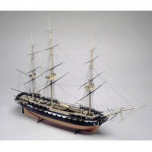 Review Revell 1:96 USS Constitution