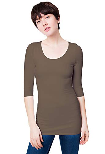 Paris Rendez Grigio Vous T shirt Donna 5pqqnZ0zf