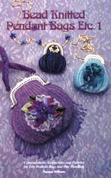 Bead Knitted Pendant Bags Ect 1