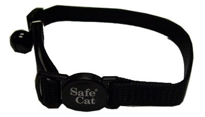 Coastal Pet 07001 A BLK12 Adjustable Dog Collar, Black