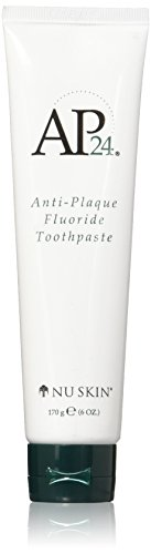 Nu Skin Ap-24 Anti-plaque Fluoride Toothpaste,6oz (Best Toothpaste For Plaque)