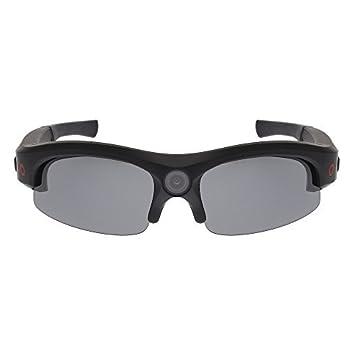 iVue Horizonte 1080P HD C?mara Gafas de sol deportivas de grabaci?n de