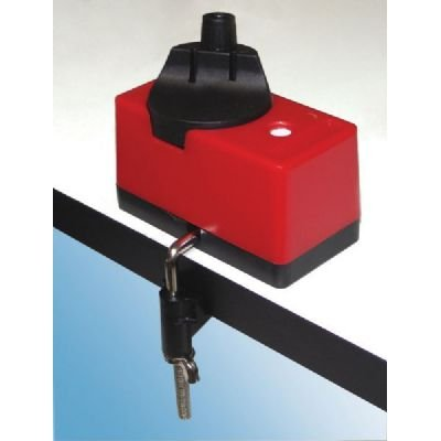 LEAD POINTER W/CLAMP - RED