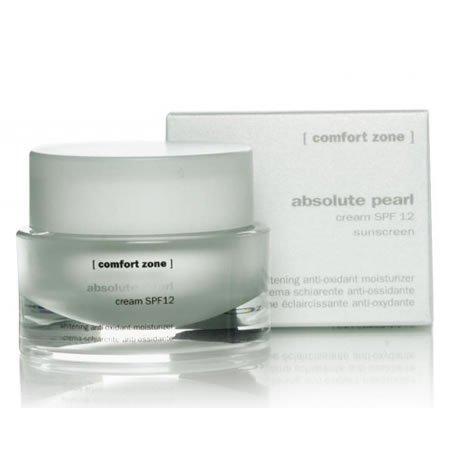 Comfort Zone Absolute Pearl Cream, 1.69 Fluid (Comfort Zone Moisturizer)