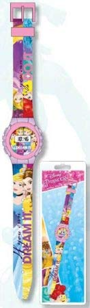 Disney Princess Dream It Wrist Digital Watch Reloj JAV