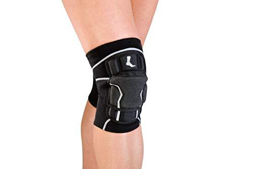 (Mueller Sports Medicine Elite Volleyball Knee Pads with Kevlar, Pair )