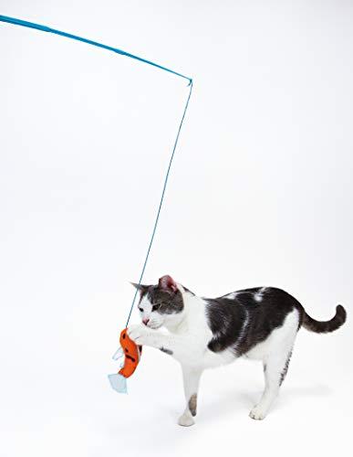 Hartz Cattraction Silver Vine & Catnip Cat Toys 7