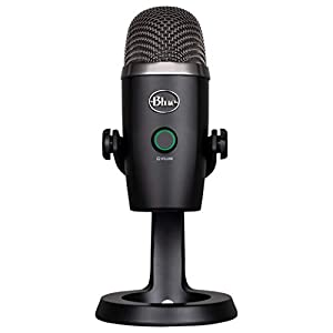 Blue Yeti Nano Premium USB Mic for Recording ...