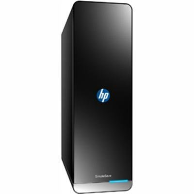 HP Pocket Media Drive 500 GB USB 2.0 Portable External Hard Drive PD5000 by HP