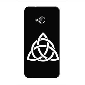 Cover It Up - Triquetra & Circle One M7 Hard case
