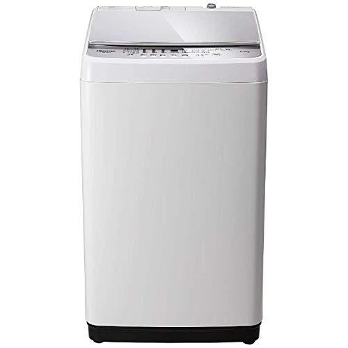 セットアップ ハイセンス ホワイト 全自動洗濯機 (洗濯5.5kg) (洗濯5.5kg) HW-G55A-W ホワイト B0762Q9SQ5【ビックカメラグループオリジナル】 B0762Q9SQ5, お庭の玉手箱:0113de5e --- hohpartnership-com.access.secure-ssl-servers.biz