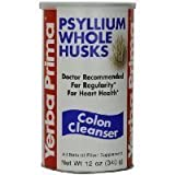 Yerba Prima Psyllium Whole Husks12-Ounce (Pack of 2) Thank you for using our service