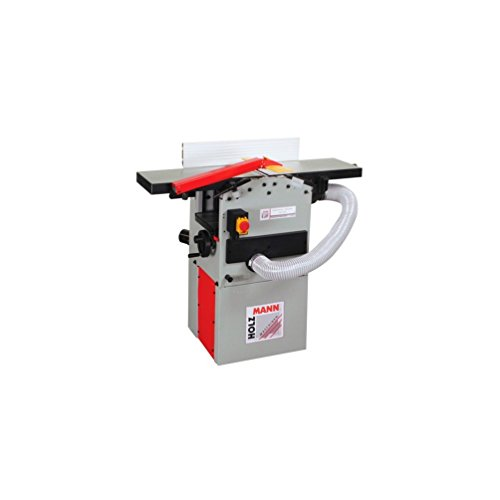 Holzmann Jointer & Planer Hob 260ABS 400V with Extraction System
