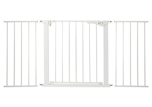 Kidco Gateway Gate White Fits Openings 55 62 Tr List