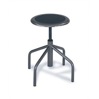 Diesel Backless Industrial Stool Size: Low, Back: Not Included by Safco Products Company