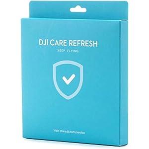 DJI Care Refresh Phantom 4 Pro/Pro+/Pro v2.0 Car Refresh Card I Assicurazione Per Drone, Copre 2 Eventi Accidentali, Garanzia Contro Danni Dell'Acqua E Cadute, Card 7 spesavip