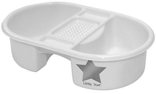 Waschschüssel de Luxe - weiß