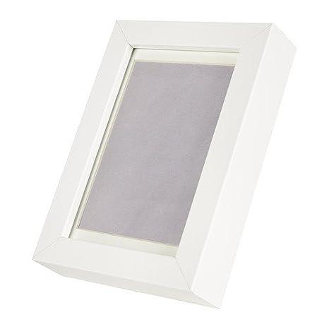 Ikea Ribba Cornice Portafoto 10 X 15 Cm Colore Bianco Amazon