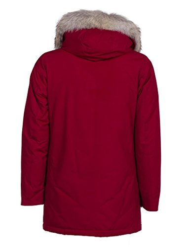 Parka Woolrich Artic Rosso Artic Woolrich Woolrich Artic Parka Rosso pnqUSHw