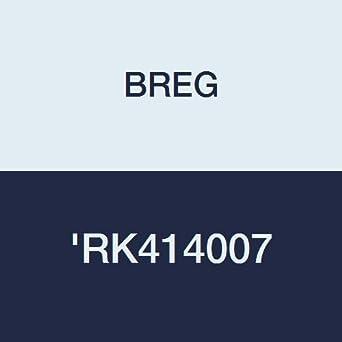 67a33bbe6e Amazon.com: BREG 'RK414007 Crossover Brace, Front Closure, Short ...