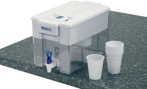 Brita Optimax Cool Memo Water Filter Large For Fridge Shelf Or Counter Top 7.5 Litres Ref S1183