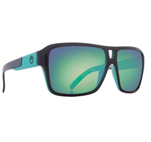 Dragon Alliance The Jam Owen Wright Sunglasses (Black/Green, Green Ion)
