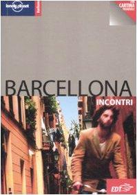 Barcellona. Con cartina Damien Simonis