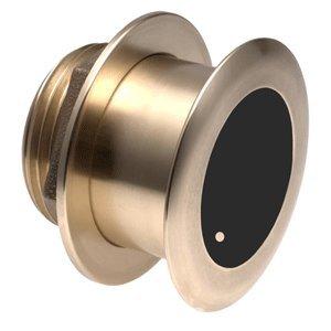Simrad B175H-W Bronze Thru-Hull 12 Tilted Element Transducer - Wide Beam CHIRP - 1kW ()