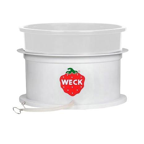 Weck accesorio de exprimidor/licuadora de vapor - Accesorio para olla: Amazon.es: Hogar