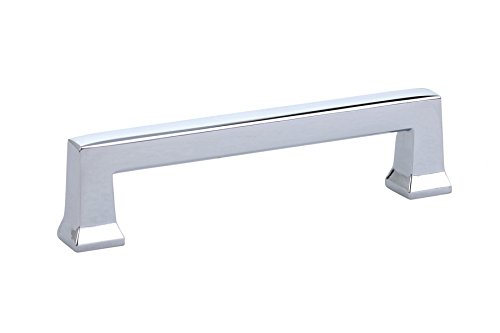 Emtek 86426 Alexander Cabinet Pull Polished Chrome (6
