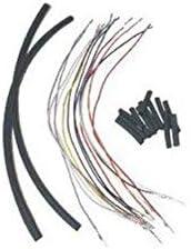 "Namz 8"" Handlebar Wiring Extension Harness for 2007-2013 Harley-Davidson Touring models - NHCX"