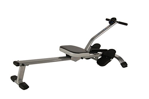 Stamina 35-0123  InMotion Rower, Silver (Rowing Machines Stamina)
