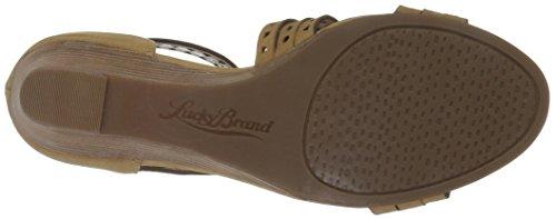 Black Jaleela Lucky Sandbox Brand Lk Women's Sandal 0wCCBxaq