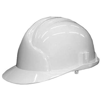 Bauhelm Weiss Norm En 397 Sicherheitshelm Bauarbeiterhelm