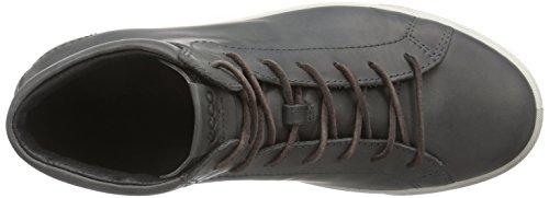 EccoECCO GARY - Zapato de cordones alto Hombre Gris (MOONLESS1532)