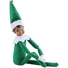 Amazon Com Green Elf On Shelf