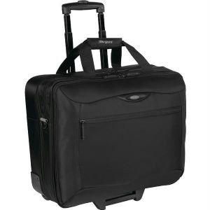 Citygear Notebook Case - TRGTCG717 - Targus CityGear TCG717 Carrying Case (Roller) for 17 Notebook - Black