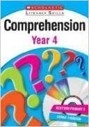 Comprehension: Year 4 (New Scholastic Literacy Skills) by Thomson, Donna, Graham, Elspeth (2009)