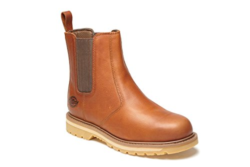 Dickies Trinity Non-Safety Boot Tan 11+