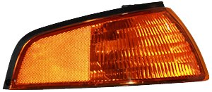 TYC 18-1928-01 Ford Escort Passenger Side Replacement Parking/Side Marker Lamp - Ford Escort Condenser