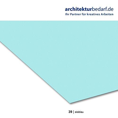 Fotokarton A3 - 10er Pack, 39 eisblau Zeichenprofi