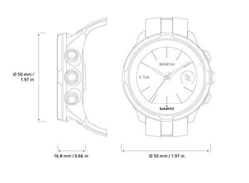 SUUNTO SS023309000 Wrist HR -