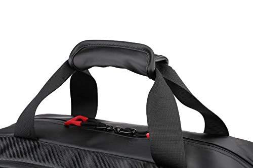 Ruigor Motion RGL6401 Duffel Bag Black Water Repellent Materials by Ruigor (Image #5)