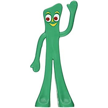 Amazon.com: NJ Croce Gumby & Pokey Bendable Figure Pair: Toys & Games