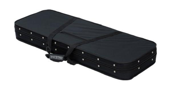 Estuche semi-rígido para guitarra eléctrica: Amazon.es: Instrumentos musicales