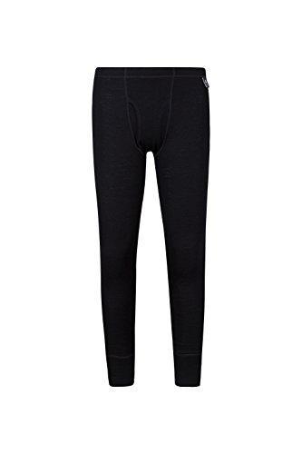 [해외]Mountain Warehouse Mens 메리노 팬츠 (플라이 블랙 XX- 라지)/Mountain Warehouse Mens Merino Pants With Fly Black XX-Large